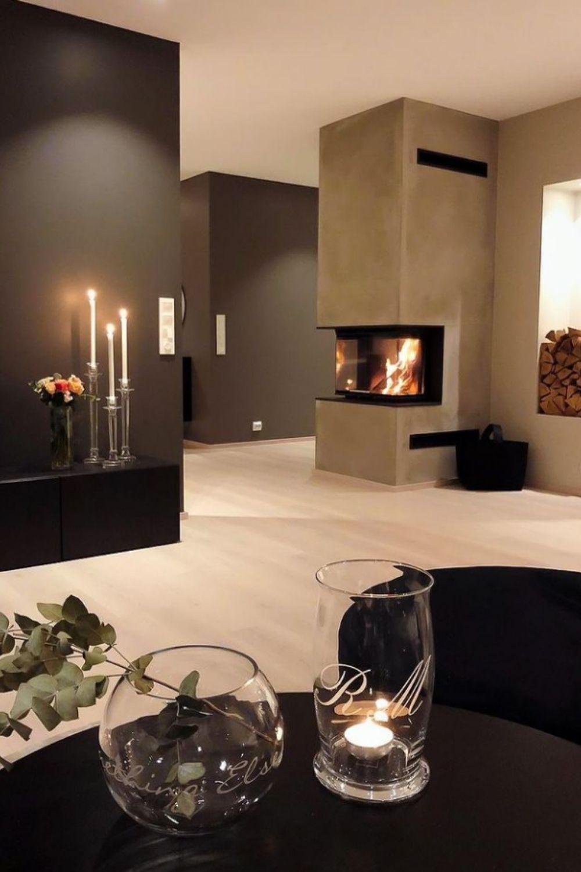 Comfortable home decoration design