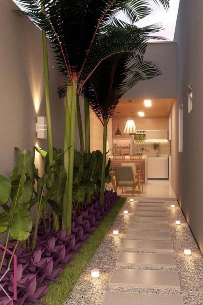 Use Lighting as a Decor Accent