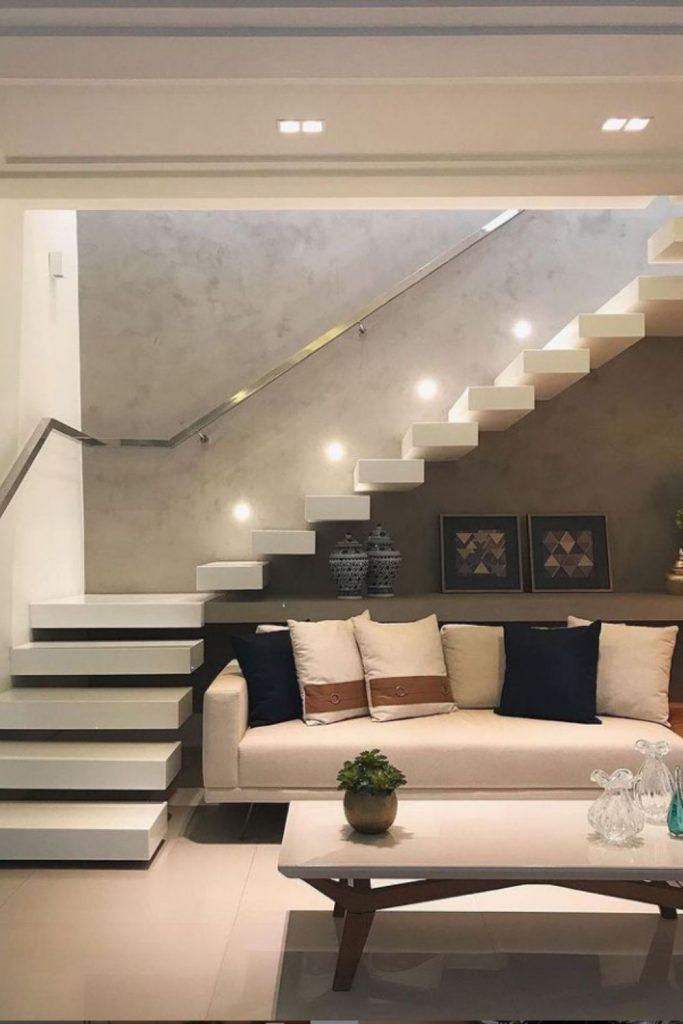 Home decor ideas and unique stair design