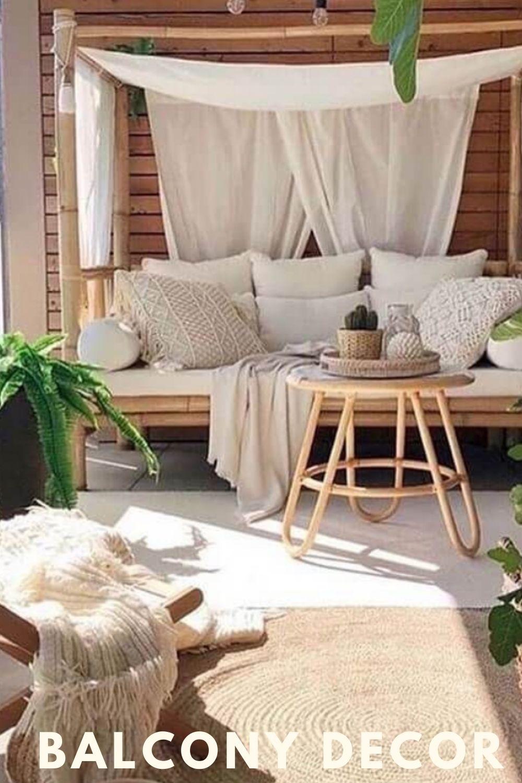 Creative Yet Simple Summer Balcony Decor Ideas
