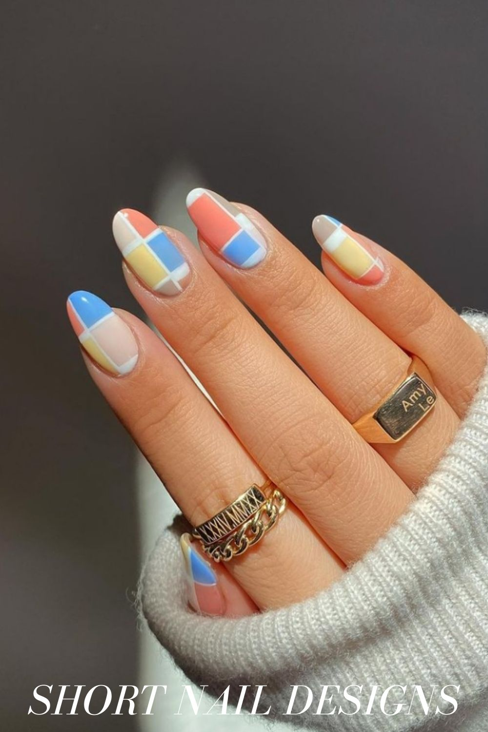 Cute Short Acrylic Nails Designs you'll Want to Try