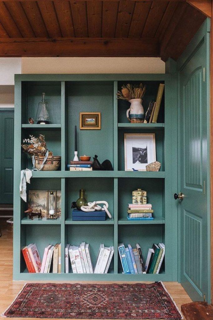 Storage cabinet design