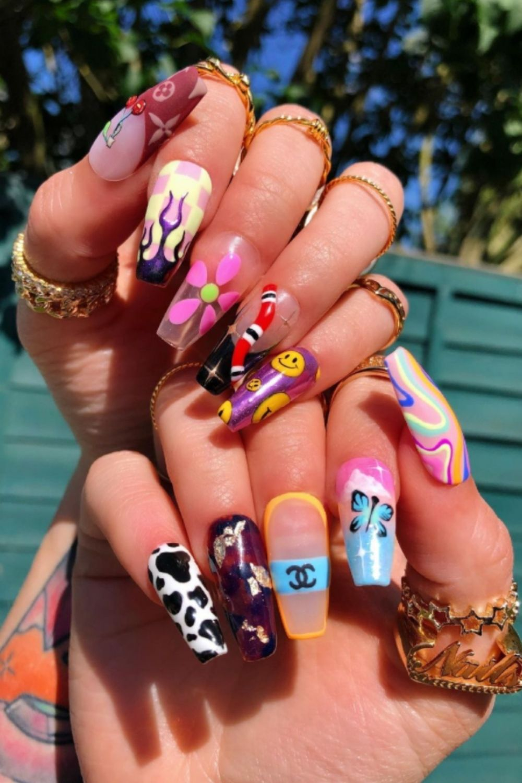 Summer nail art designs in 2021
