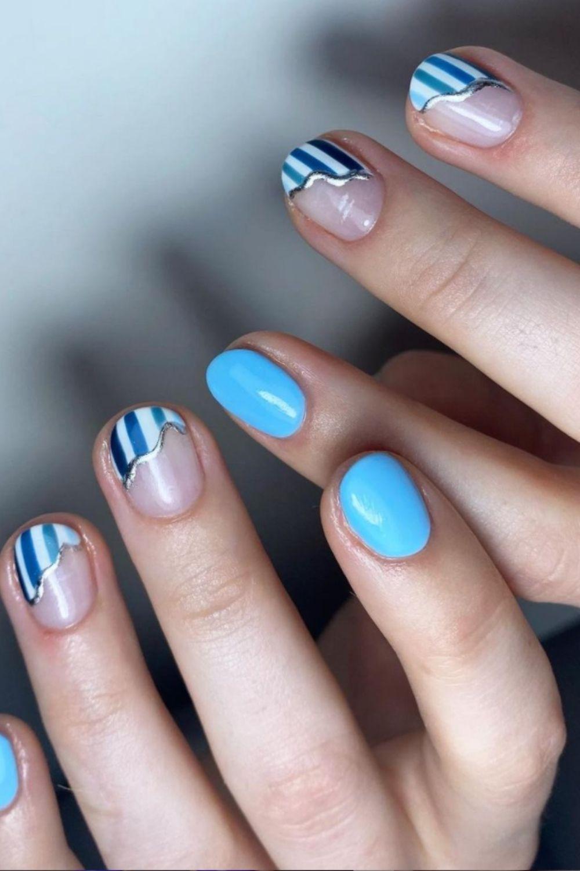 Short nail shapes