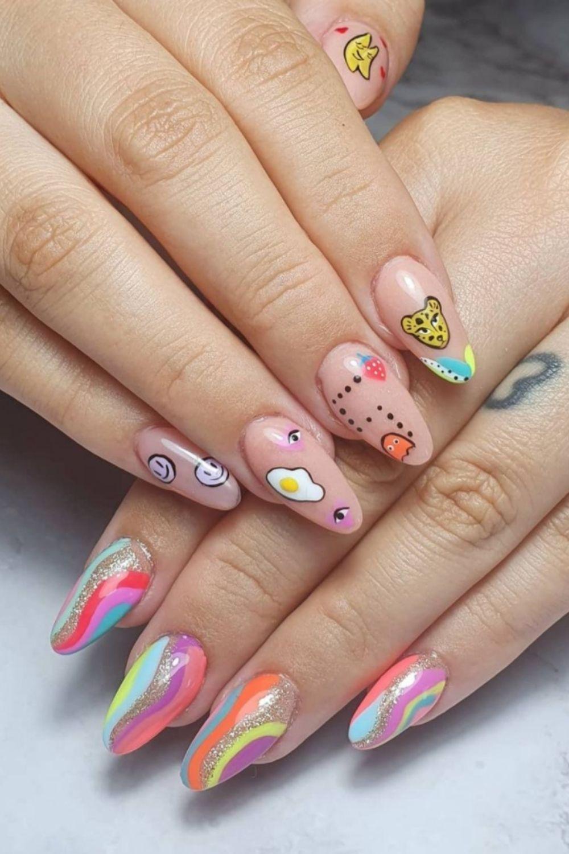 Fun summer nails ideas