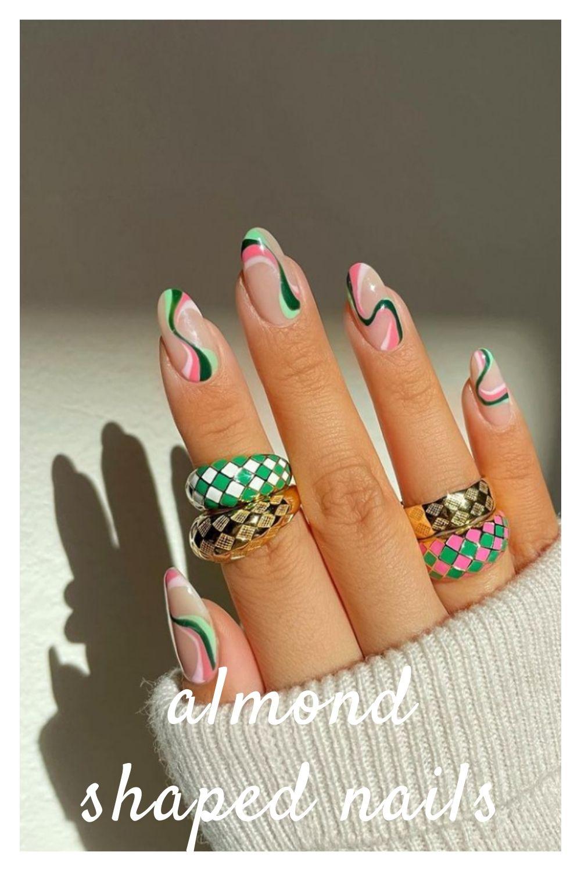 Acrylic nail