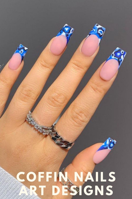 Ombre nails art designs