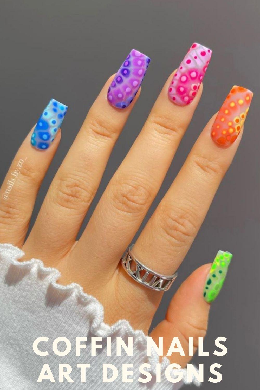 Nails colors
