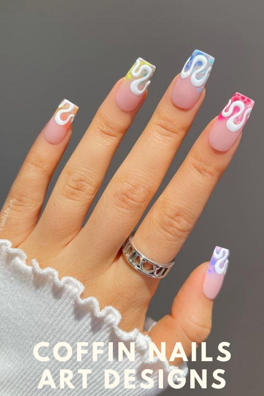 Fun summer nails art designs